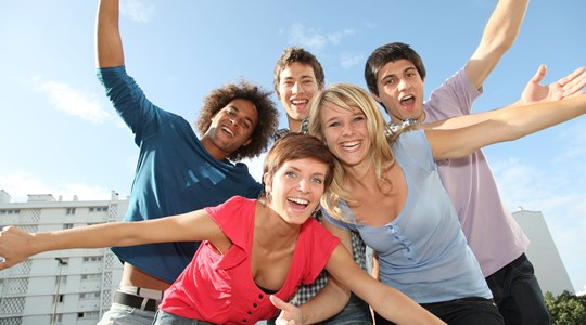 Studentengezelligheidsverenigingen