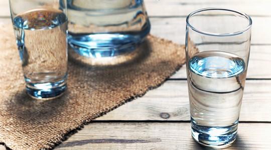 Ik onderzoek water
