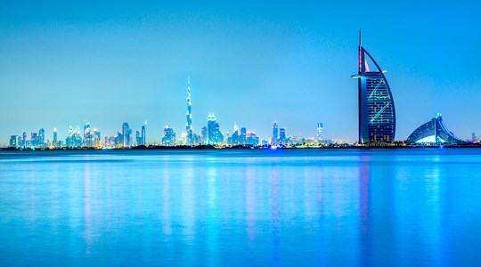 Alles over Dubai