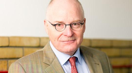 Prof. Dr Thijs Homan