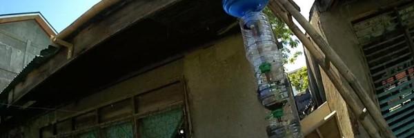 Rainwater catchment urban agriculture in Cebu (PH)