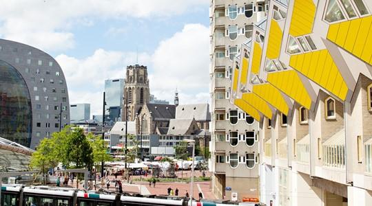 Mapping Creative Rotterdam