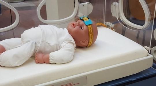 Meetinstrument Pasgeborenen