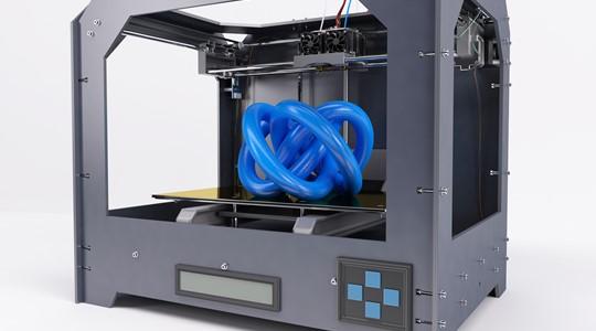 3D Printer zelfbouw