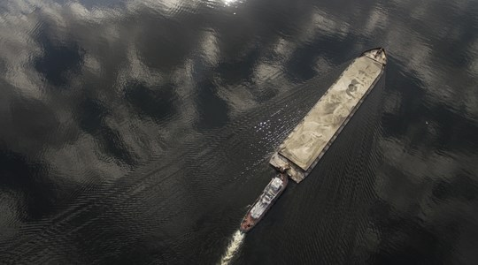 The path towards unmanned shipping