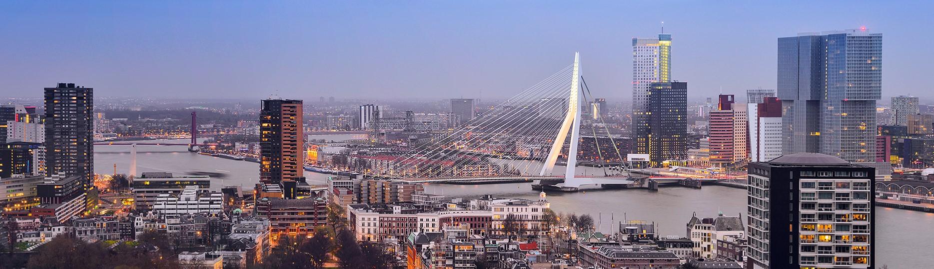 Rotterdam Business School: about - Rotterdam University of