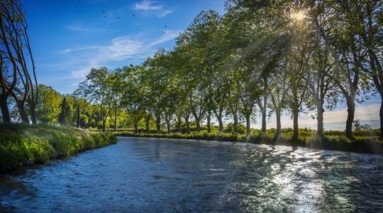 Ruimte in en om de rivier