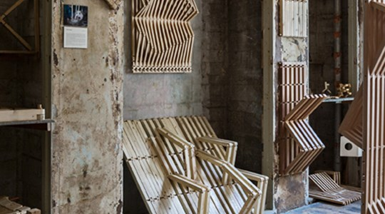 Interior Architecture: Research + Design fulltime