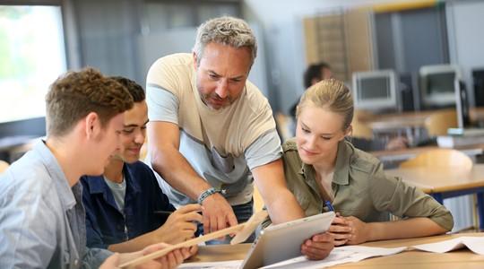 Optimalisering leerprocessen