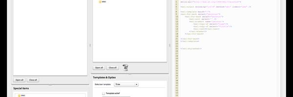 XSL Maker: Eenvoudig en visueel XSL programmeren