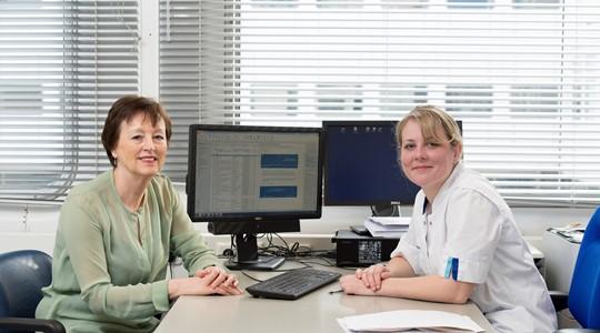 NURSE-CC: Zelfmanagement en Verpleegkundigen