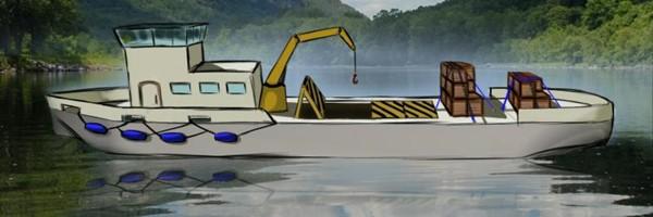 Multipurpose schip voor de tropen: fase 1