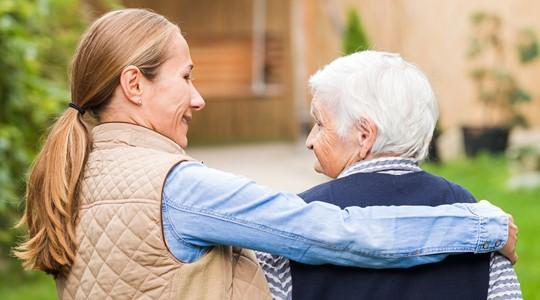 Contact the elderly