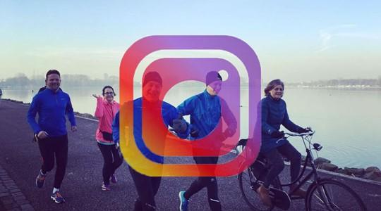 Instagram Hogeschool Rotterdam team