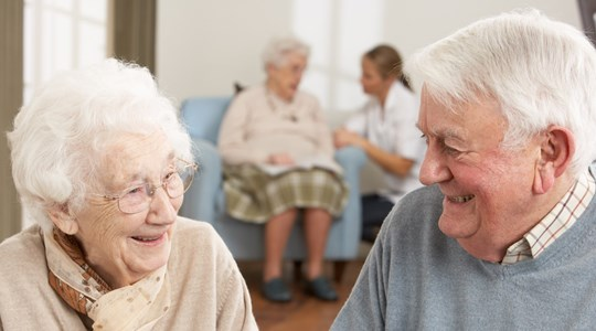 Supported communication in aphasia
