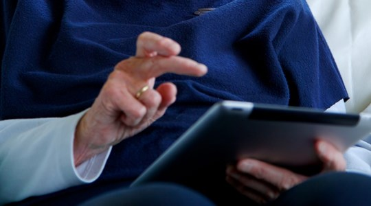 e-Health Toepassingen binnen de Fysiotherapie