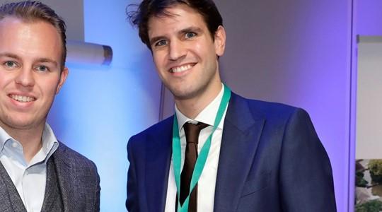 Jordy Schutte (alumnus Civiele Techniek) wint Waterbouwprijs