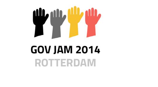 Ontwerpen met ambtenaren op de Rotterdam GovJam 2014
