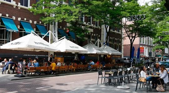 Rotterdam: stad om te studeren en te wonen