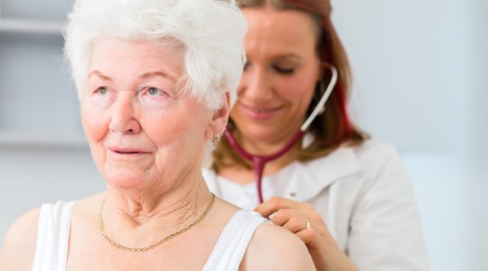 Research group Integrated Care for Older People