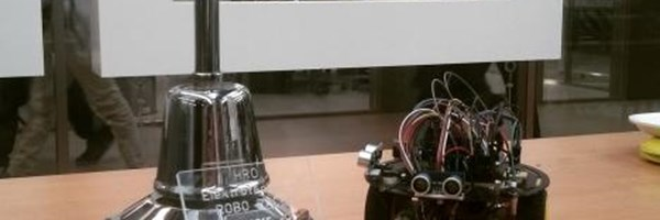 Lijnvolger robot