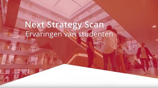 Next Strategy Scan - Ervaringen van studenten