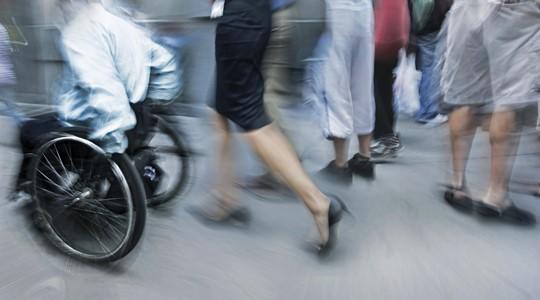 Lectoraat Disability Studies, Diversiteit in Participatie