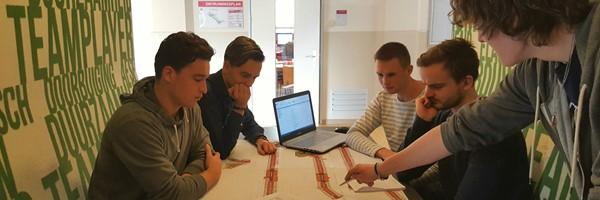 Project Herinrichting Drie Lanen