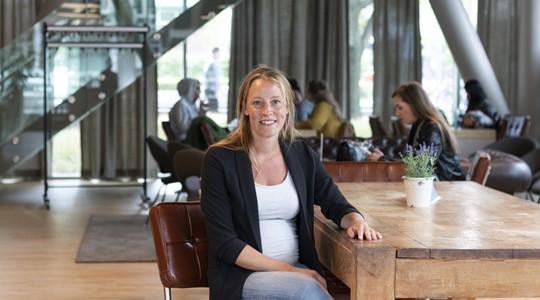 Lisette van der Pas