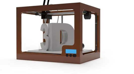 3D printer op Wikipedia
