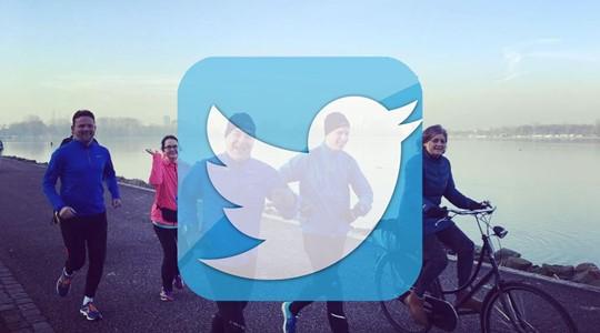 Twitter Hogeschool Rotterdam team