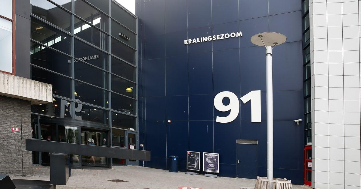 Locatie Kralingse Zoom Hogeschool Rotterdam