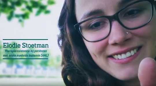 Elodie Stoetman (student BML) wint KNCV Gouden Spatel