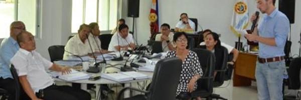 Waterkwaliteitsonderzoek in Cebu