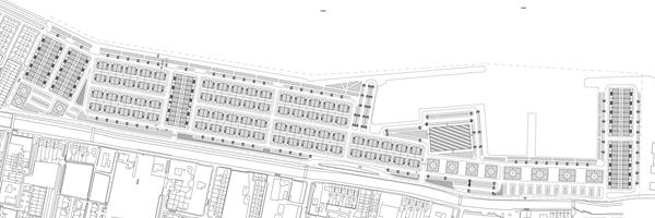 Verkavelingsplan Verolme-terrein Rotterdam
