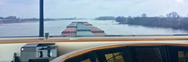 Webapplicatie: bepalen aflaaddiepte binnenvaart