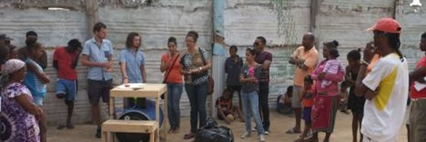 Slum Sanitation Sal