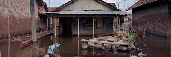 Verminderen impact overstromingen in Pekalongan
