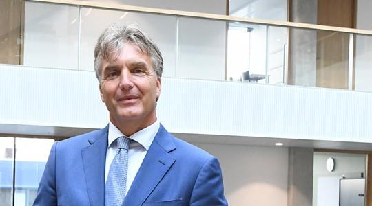 Wijnand van den Brink nieuw bestuurslid Hogeschool Rotterdam