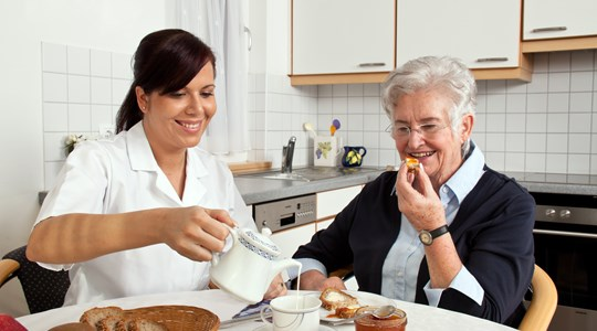 Living at home longer with dementia in Rotterdam