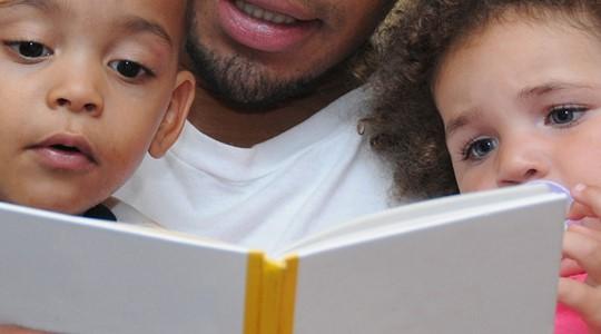 Voor- en Vroegschoolse Educatie thuis