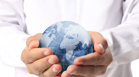 Working World Wide: the international competence