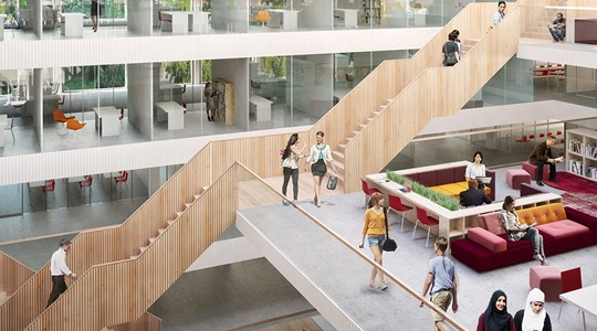 The New Rotterdam Business School