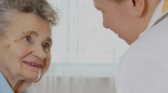Careers in elderly care