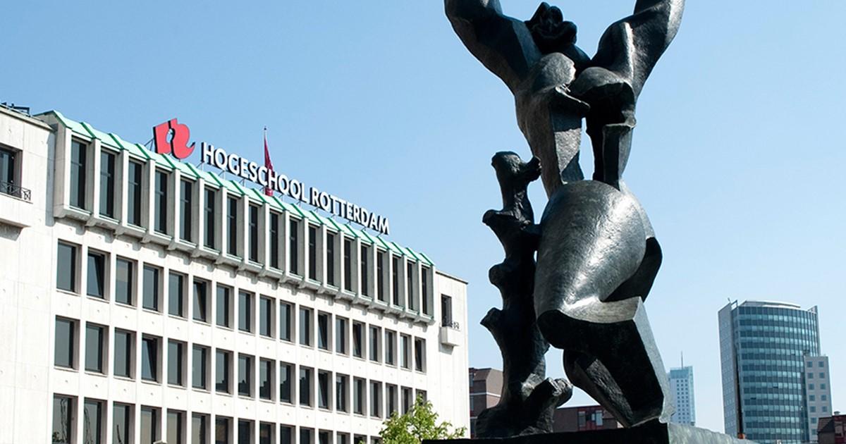 Vo-hbo: aan de slag met taalbeleid! - Hogeschool Rotterdam
