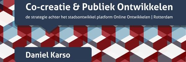 Co-creatie & Publiek Ontwikkelen